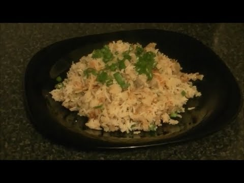 EGG FRIED RICE…