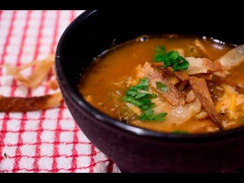 Chicken Tortilla Soup…