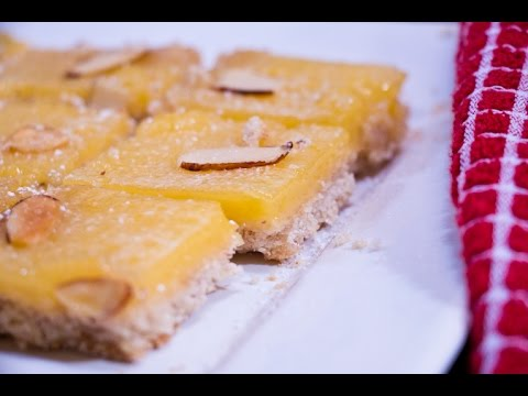Lemon Bars with…