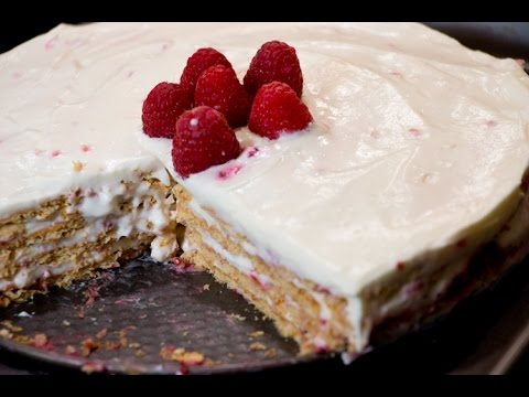 No Bake Raspberry…