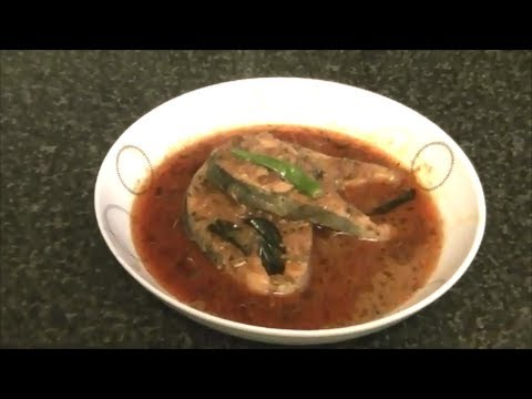 FISH CURRY (SALAN)