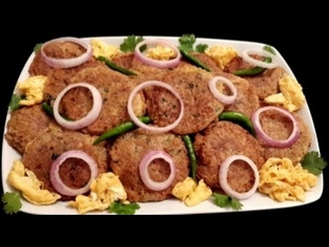 Traditional Shami Kebab…