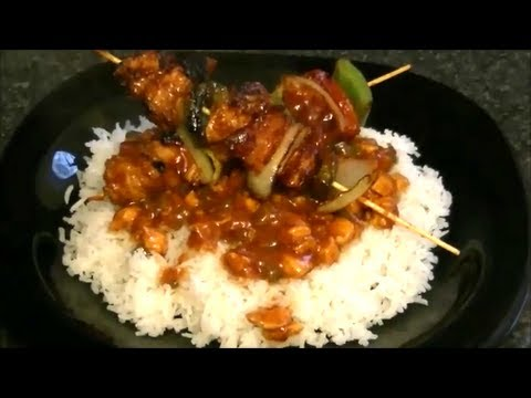 CHICKEN SHASHLIK WITH…