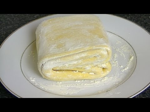 PUFF PASTRY DOUGH