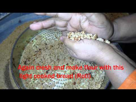 Whole Wheat Choori…